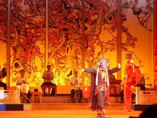 Chengdu show