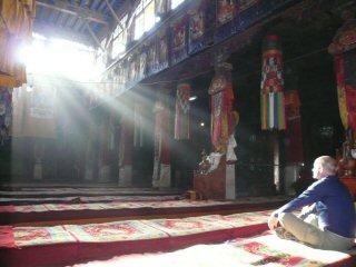 illuminating power of meditation