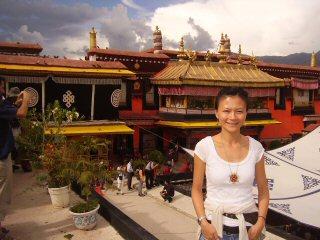 Jokhang Temple Tibel